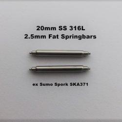 20mm Spring Bars
