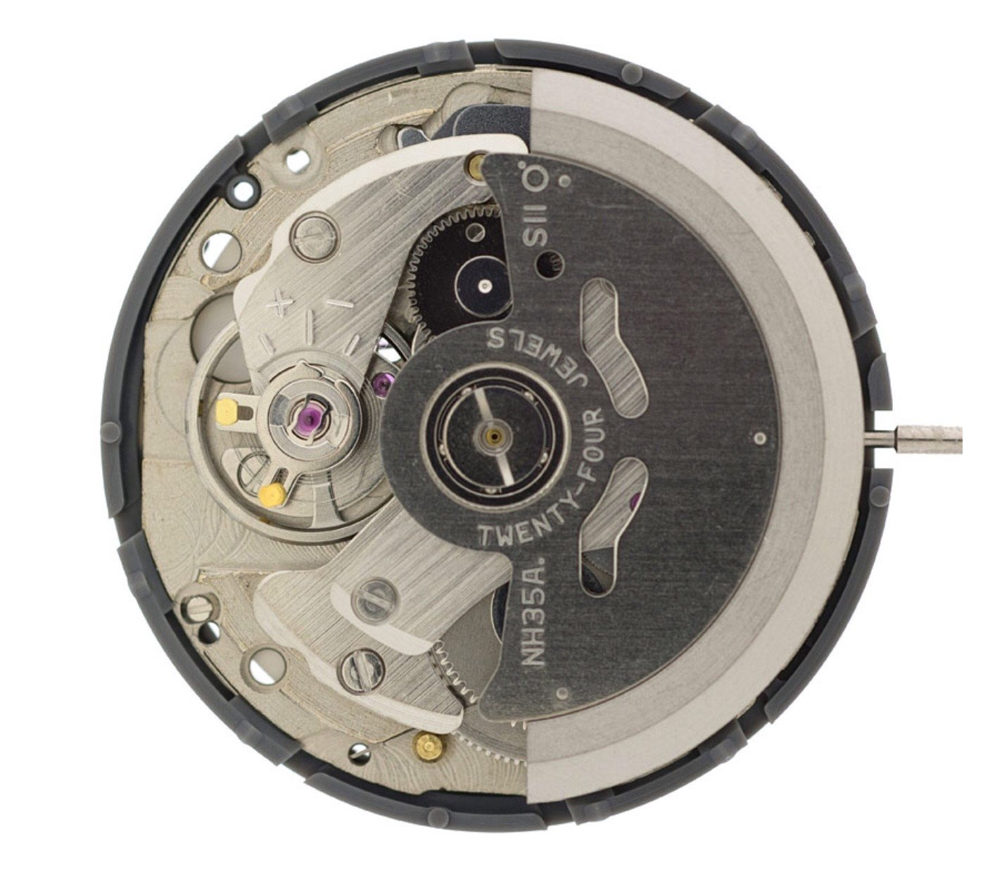 """Featured image for """"How To Replace a Seiko NH35 Rotor With Custom Rotor"""""""