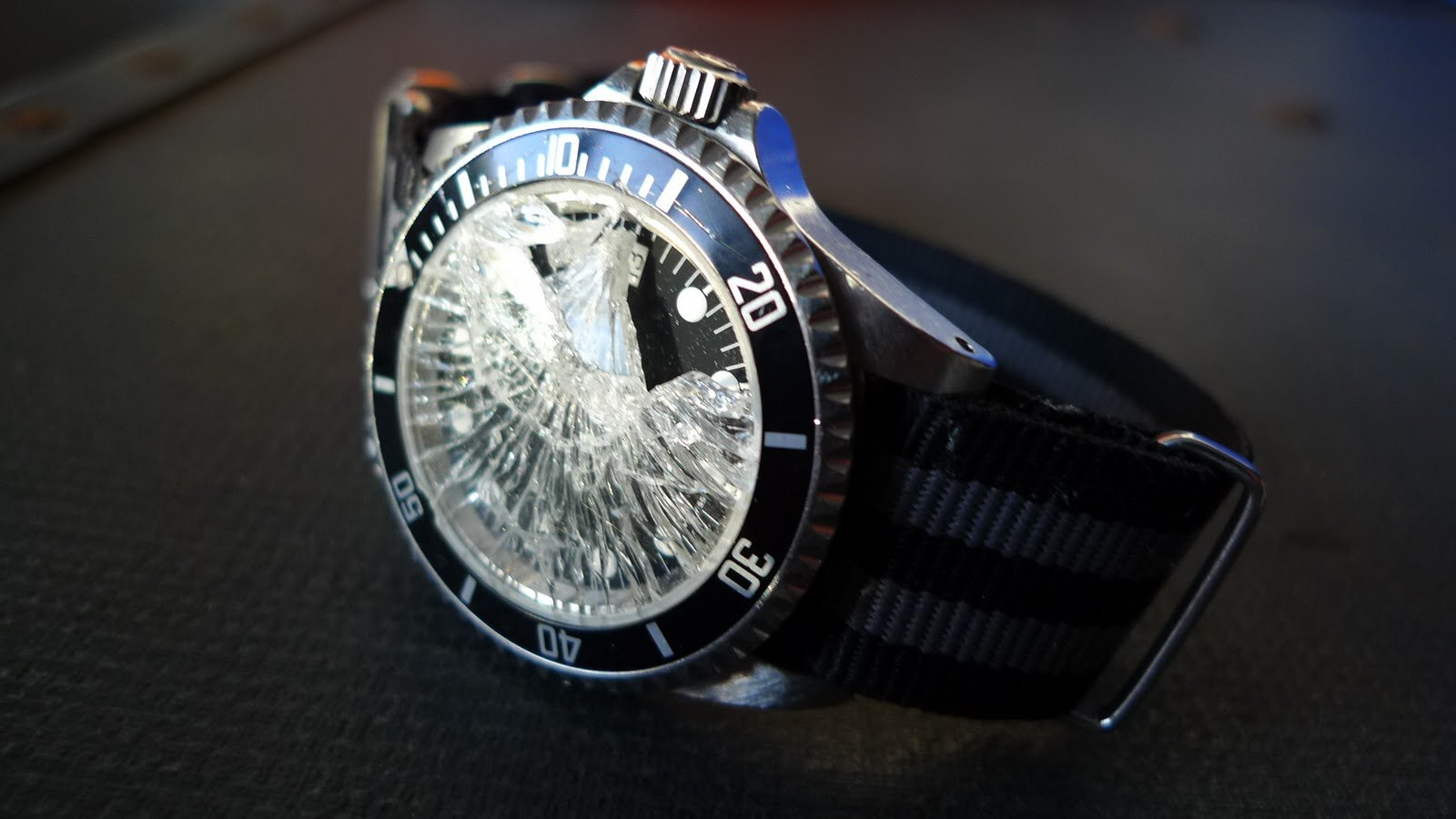 """Featured image for """"What to Know about Dealing with a Broken Watch Glass"""""""
