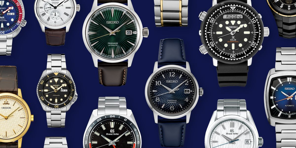 """Featured image for """"A Guide to Some of Seiko's Most Unique Watch Nicknames"""""""